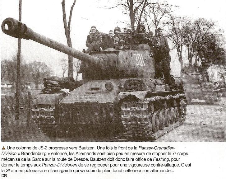 Bataille de Bautzen - Avril 1945 Numari78