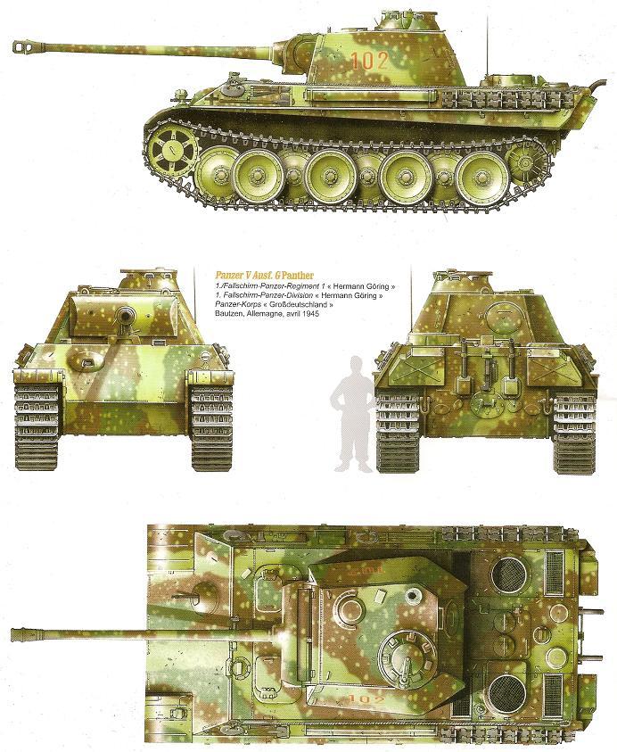 Bataille de Bautzen - Avril 1945 Numari82