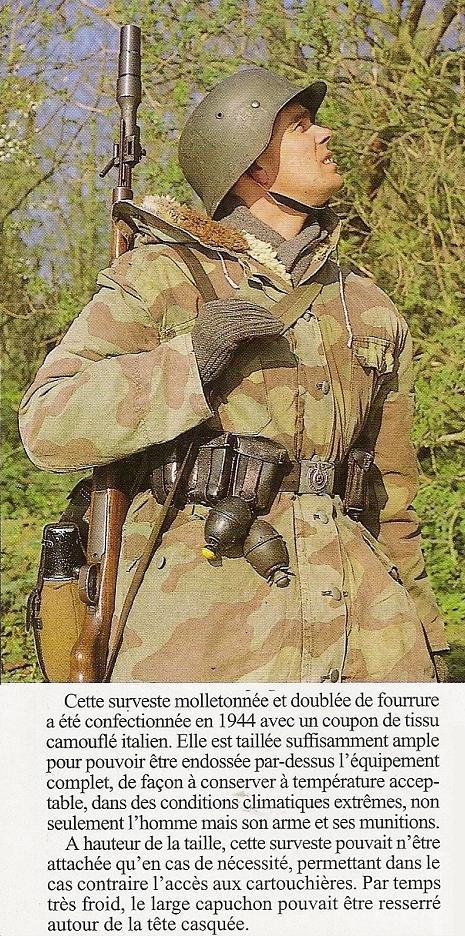 LA TOILE ITALIENNE dans l'armée Allemande - Doc Nuser010
