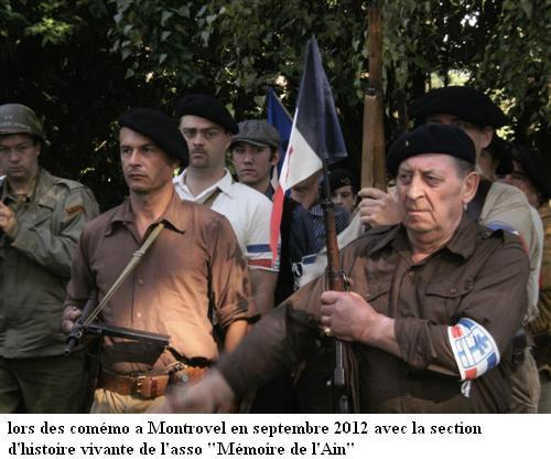 bataille de Montrovel - 3 septembre 1944 P8290310