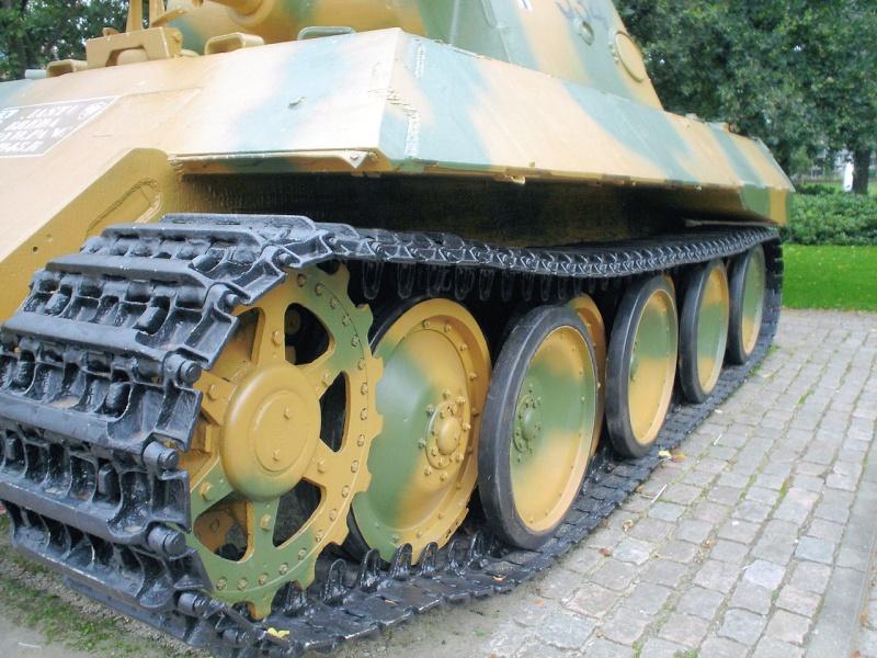Panther Ausf. D - Breda - Holland Panthe48