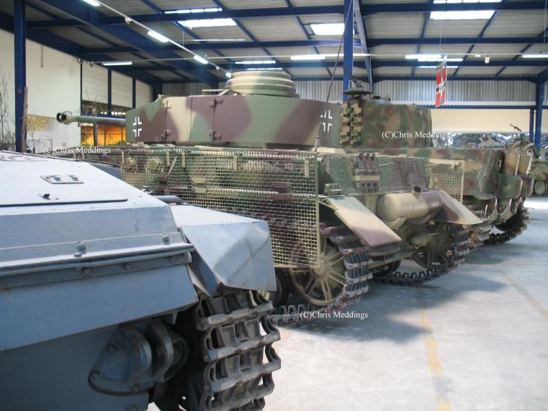 PANZER IV AUSF. J - Saumur Museum - France Panzer20