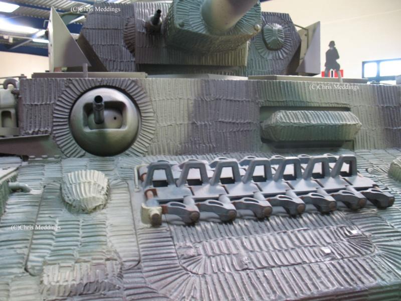 PANZER IV AUSF. J - Saumur Museum - France Panzer21