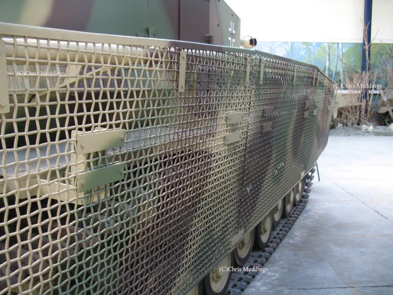 PANZER IV AUSF. J - Saumur Museum - France Panzer24