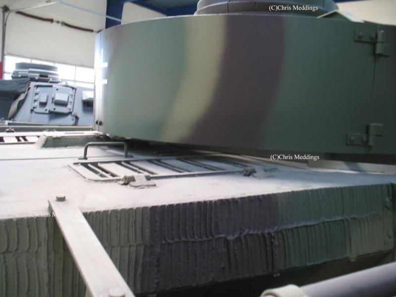PANZER IV AUSF. J - Saumur Museum - France Panzer25