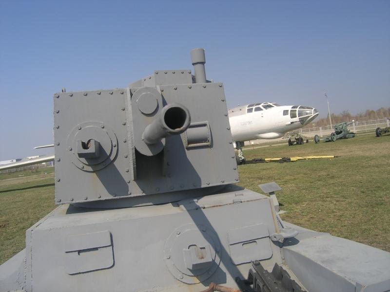 LT-38 (Panzer 38(t) - Technical museum in Togliatti - Russia Panzer41