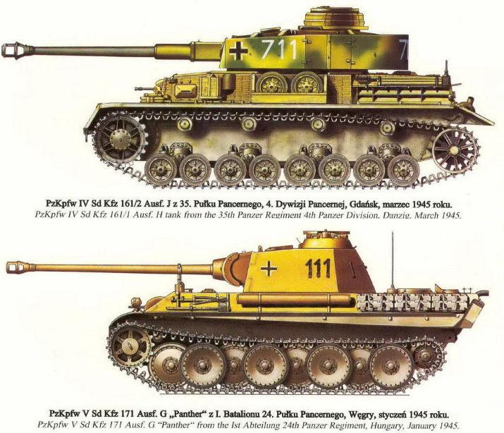 PANZER REGIMENT - Pz.Div. type 44 Panzer78
