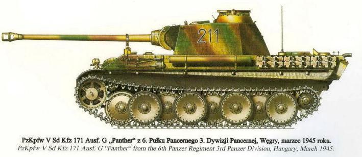PANZER REGIMENT - Pz.Div. type 44 Panzer79