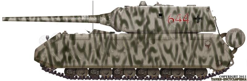Sd.Kfz 205 - Panzerkampfwagen VIII Maus Panzer80