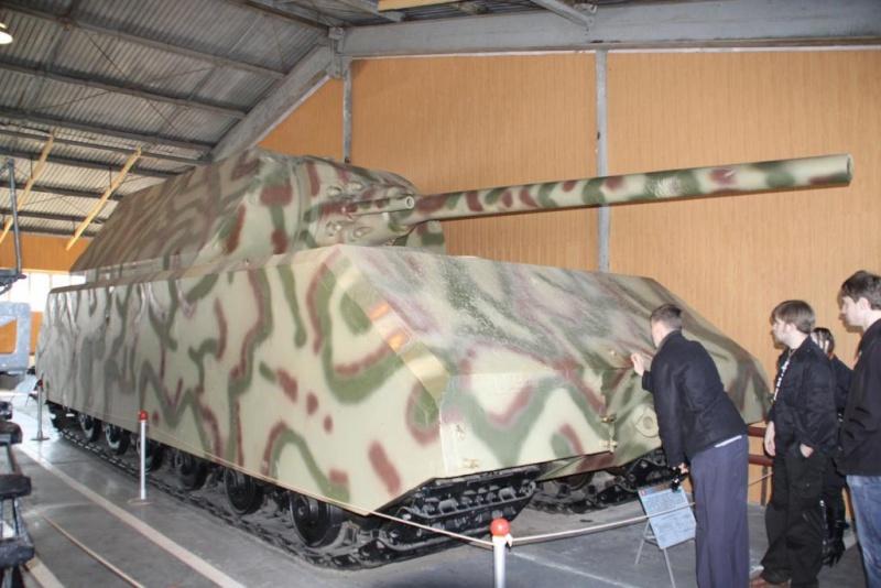 Sd.Kfz 205 - Panzerkampfwagen VIII Maus Panzer85