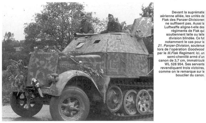 La Panzer Division type 44 Panzer88