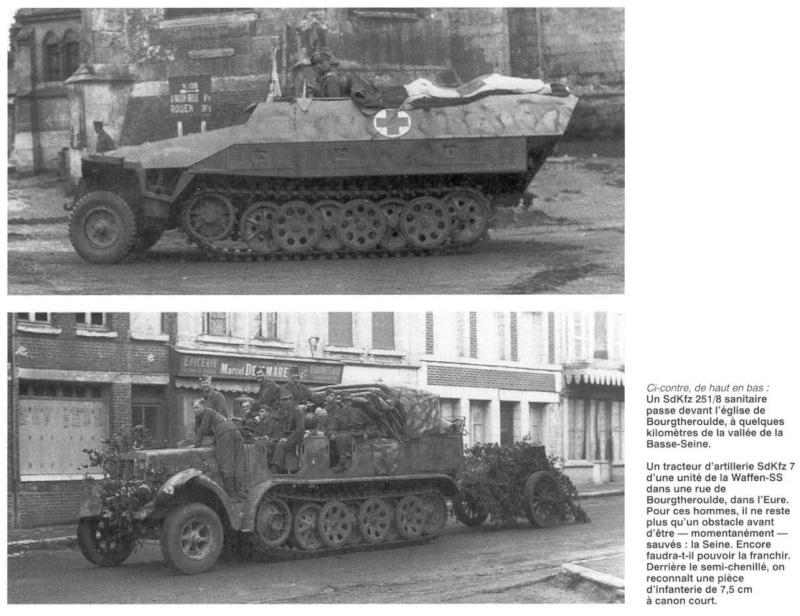 La Panzer Division type 44 Panzer89