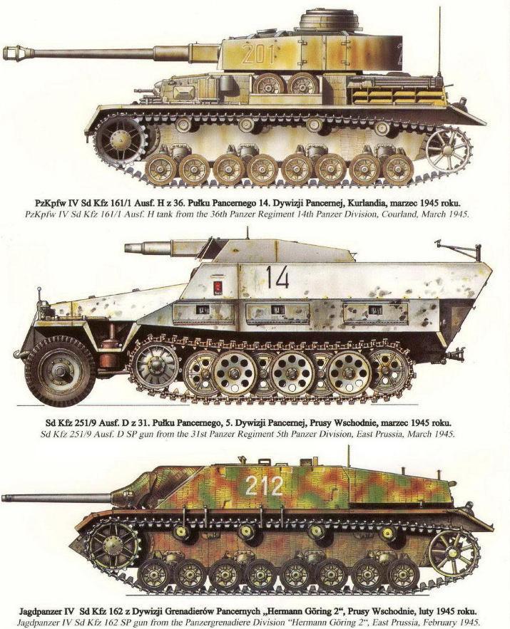 La Panzer Division type 44 Panzer90