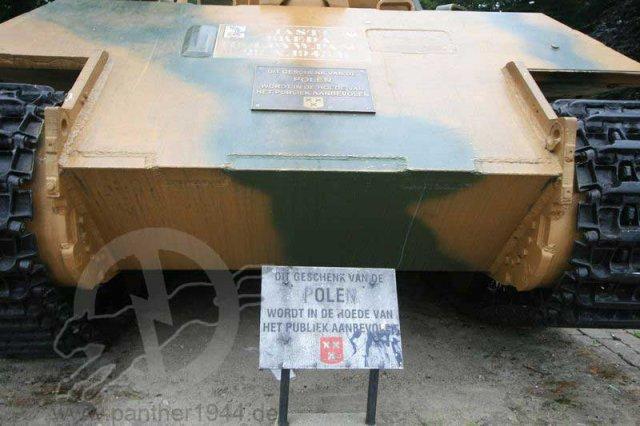Panther Ausf. D - Breda - Holland Phoca_10