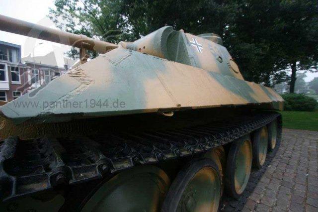 Panther Ausf. D - Breda - Holland Phoca_14