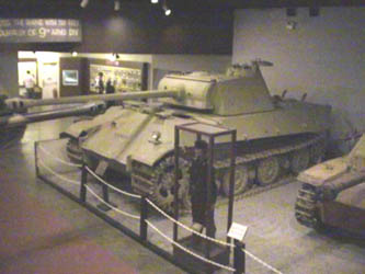 PzKpfw V Panther II - Patton Museum - USA Photo-10