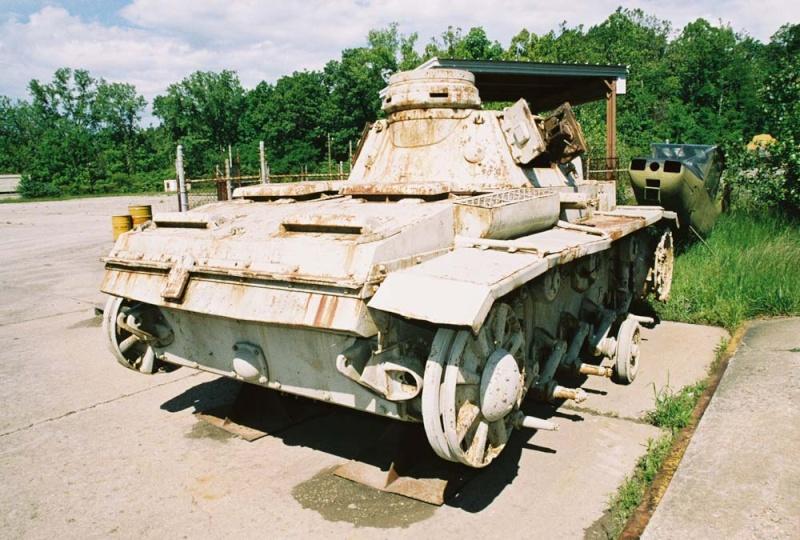 PANZER III AUSF F - Patton Museum - USA Pziii_15