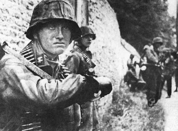 Bretteville-l'orgueilleuse - 8/9 juin 1944 Sansti10