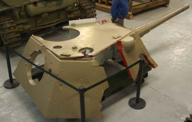 Panther Ausf. F Schmalturm Schmal12