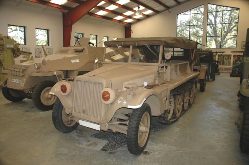 SDKFZ 10 - Californie - USA Sdkfz110