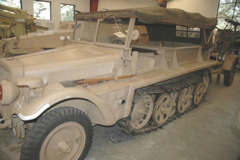 SDKFZ 10 - Californie - USA Sdkfz111