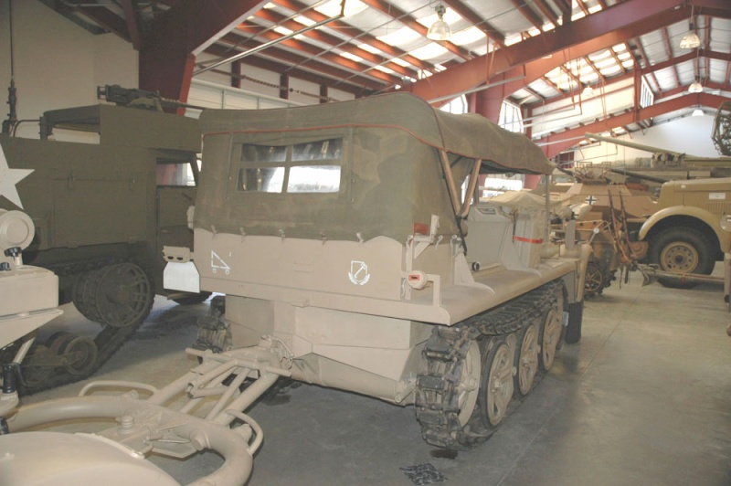 SDKFZ 10 - Californie - USA Sdkfz113