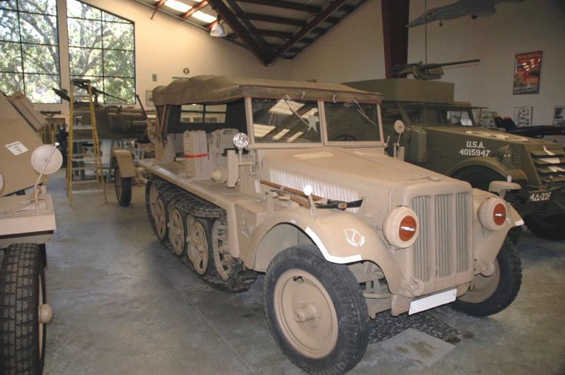 SDKFZ 10 - Californie - USA Sdkfz114