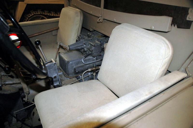 SDKFZ 10 - Californie - USA Sdkfz124