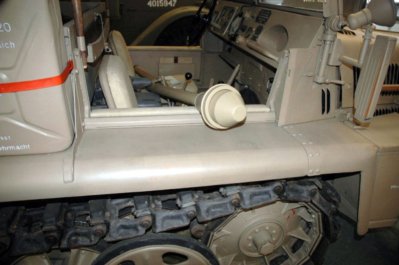 SDKFZ 10 - Californie - USA Sdkfz125