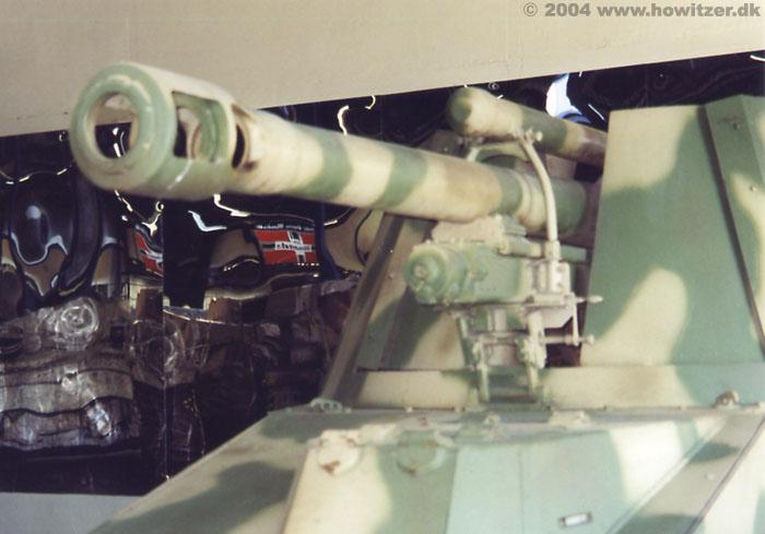 SdKfz 124  - Wespe Wespe210