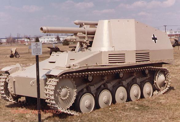 SdKfz 124  - Wespe Wespe_10