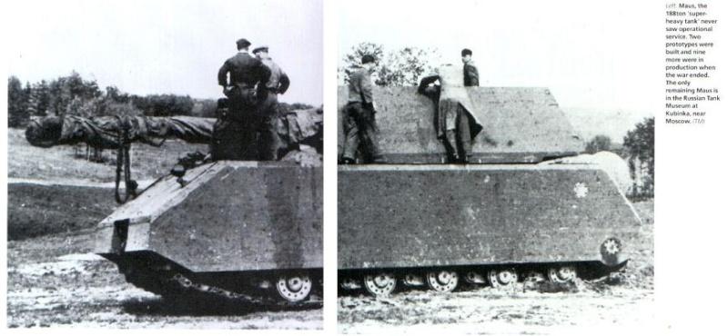 Sd.Kfz 205 - Panzerkampfwagen VIII Maus World_10