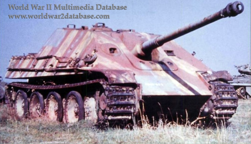 Jagdpanther - Aberdeen Proving Grounds - USA Wwii0011