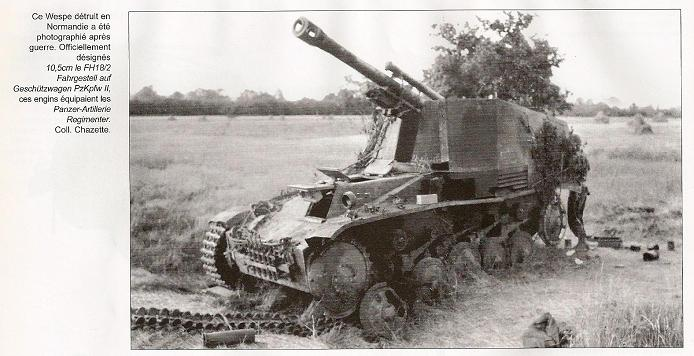 SdKfz 124  - Wespe Zn014910