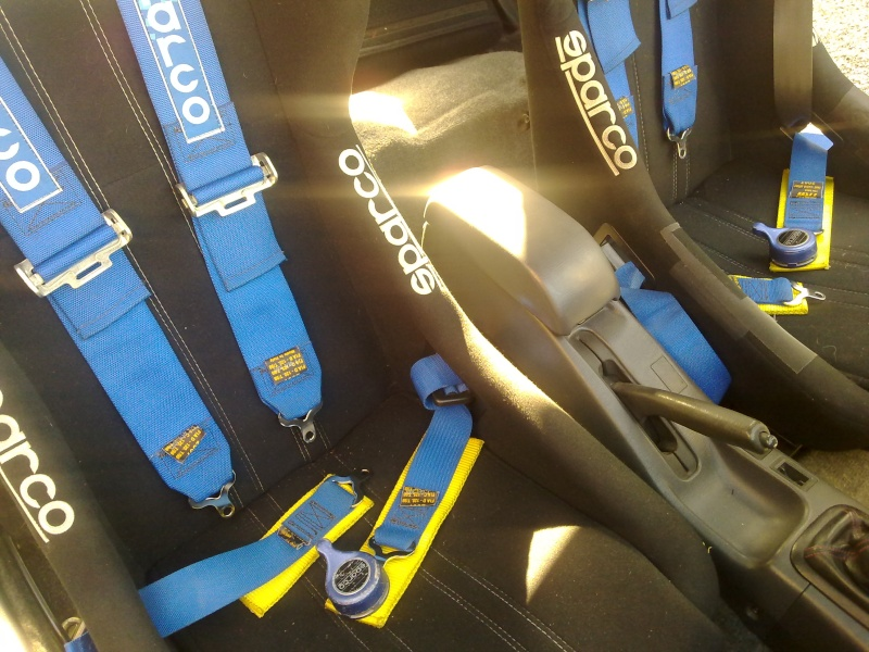 Corolla G6 TTE, C. Sainz WRC replica - Page 3 Harnai11