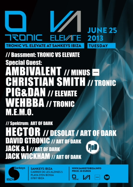 2013.06.25. - WEHBBA - LIVE @ TRONIC VS. ELEVATE NIGHT OPENING SET, SANKEY (IBIZA, SPAIN) Wehbba10