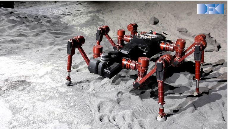 """""""IStrcut"""" le Robot-singe Allemand. 10"""