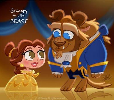 Les Disney Princesses (+ Elsa et Anna) [Topic Unique] - Page 4 Belle11