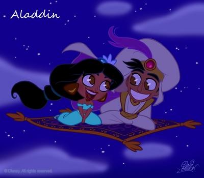 Les Disney Princesses (+ Elsa et Anna) [Topic Unique] - Page 4 Jasmin11