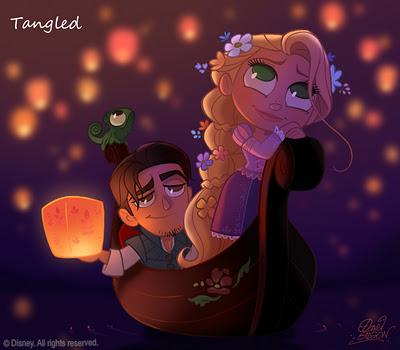 Les Disney Princesses (+ Elsa et Anna) [Topic Unique] - Page 4 Raipon10