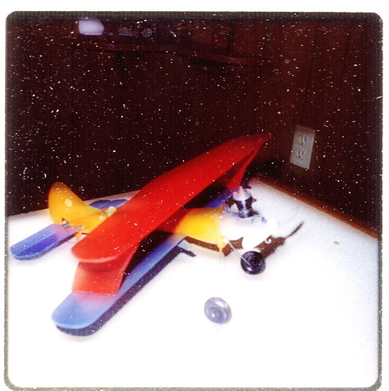Scratch building a new plane - without plans, just an idea Origin11