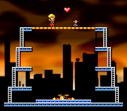 Classic Kong (snes remake) Game_014