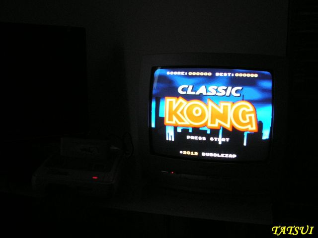 Mes réalisations, SNES: Classic Kong Pict0014