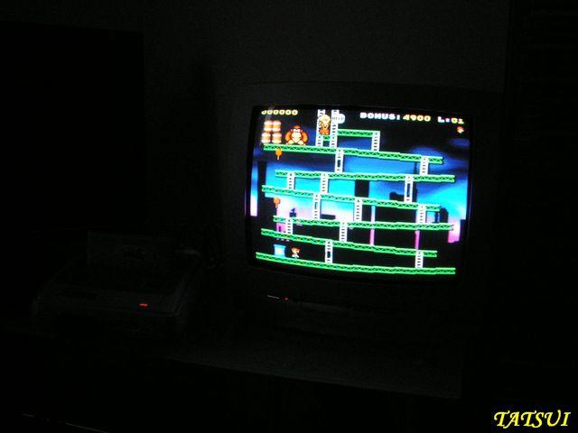 Mes réalisations, SNES: Classic Kong Pict0015