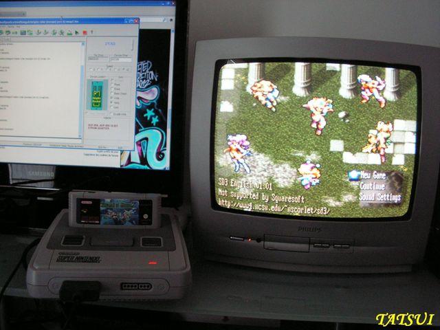 Mes réalisations, SNES: Secret of Mana 2 Pict0018