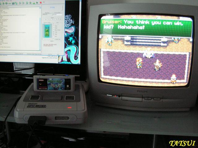 Mes réalisations, SNES: Secret of Mana 2 Pict0019