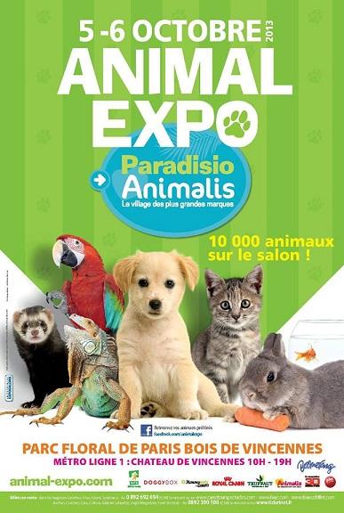 Animal Expo 2013 Parc Floral Paris 99816310