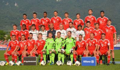 Bayern Munich - Players Thread T-fcb10