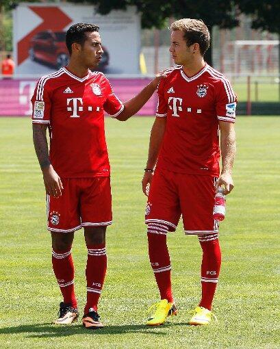 Bayern Munich - Players Thread Thiago10