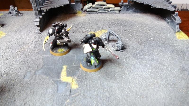 """Raven Guard """"Hérésie"""" : les rapaces... Photo_11"""